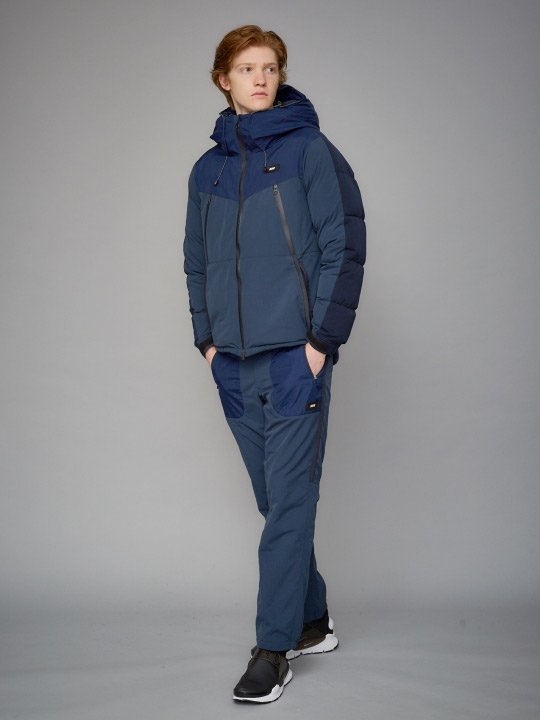 【予約商品】TROVE / LAMPO DOWN / NAVY photo