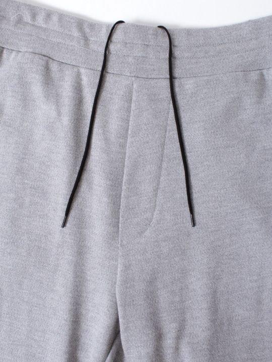 【予約商品】TROVE / KASI KNIT PANTS / GRAY photo