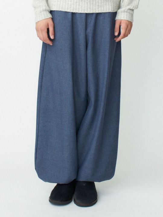 TROVE / PALLO PANTS / NAVY photo