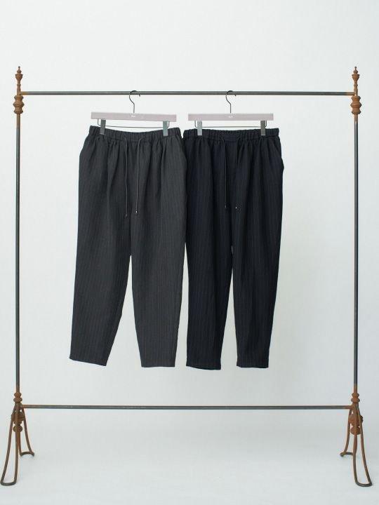 TROVE / TURVOTA PANTS / BLACK photo