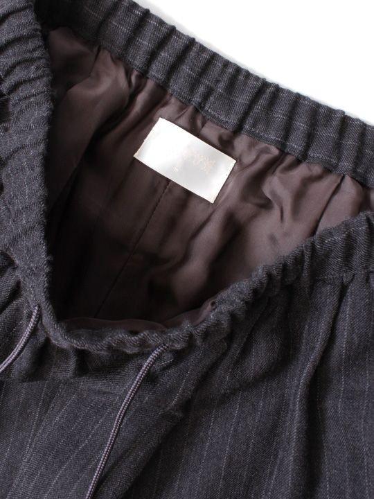 【予約商品】TROVE / TURVOTA PANTS / CHARCOAL photo