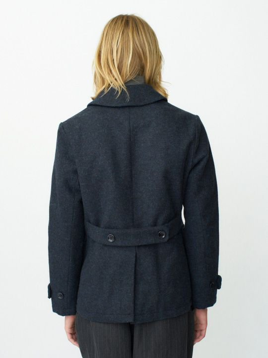 TROVE / ILTA P-COAT ( NEW SPEC ) / MIX NAVY photo