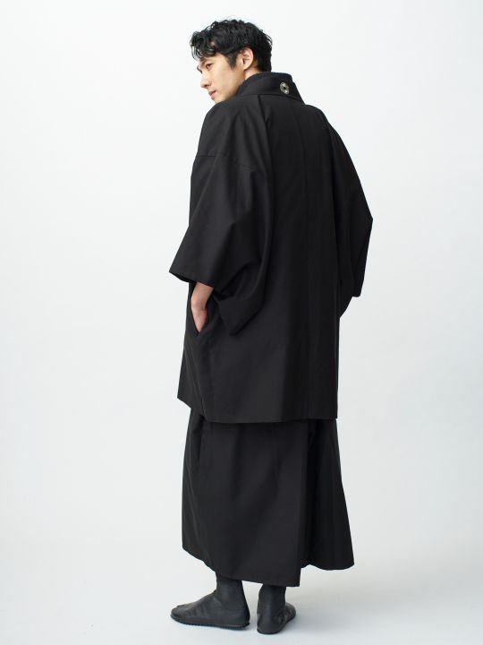 【 PRE-ORDER】WAROBE / HAKAMA / BLACK photo