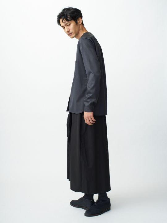 WAROBE / HAKAMA / BLACK photo