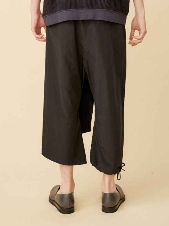 TROVE / TREMOR PANTS / BLACK photo
