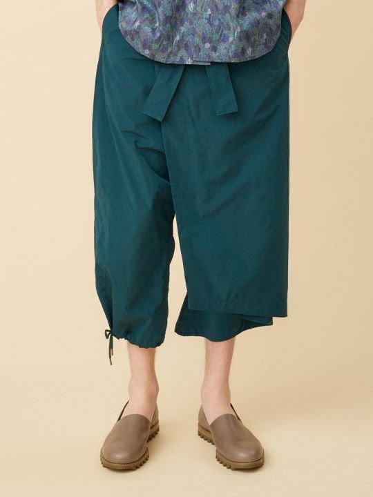TROVE / TREMOR PANTS / BLUE GREEN photo
