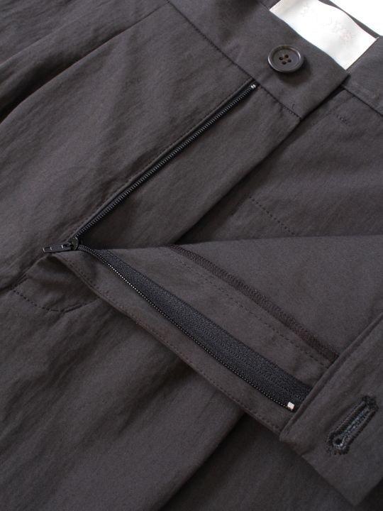 TROVE / ALUS PANTS / BLACK photo