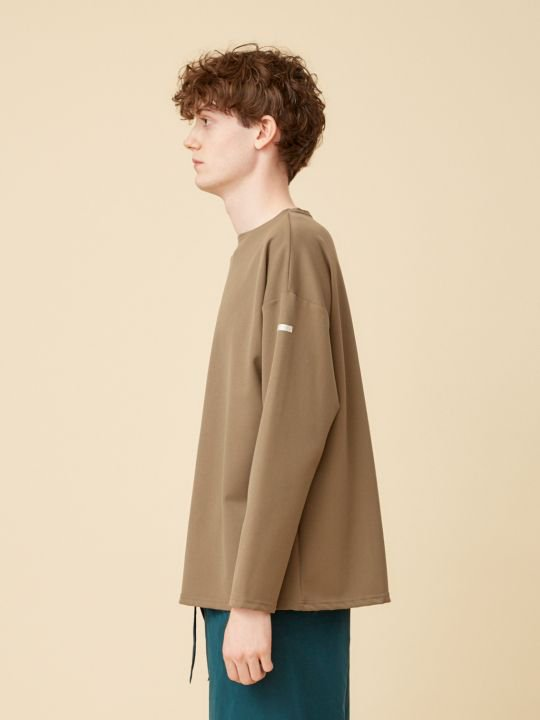 TROVE / LAIVA LONG SLEEVE / OLIVE photo