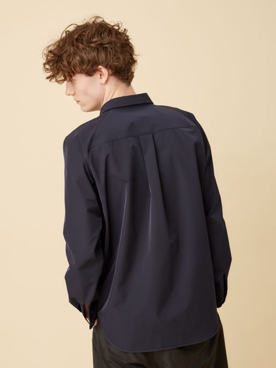 TROVE / INSIDE SHIRT ( ACTIVE ) / NAVY photo