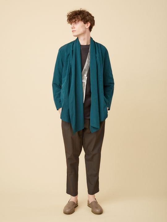 【予約商品】TROVE / LANDSCAPE KNIT / STONE BLACK photo
