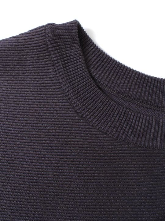 TROVE / LANDSCAPE KNIT / STONE BLACK photo