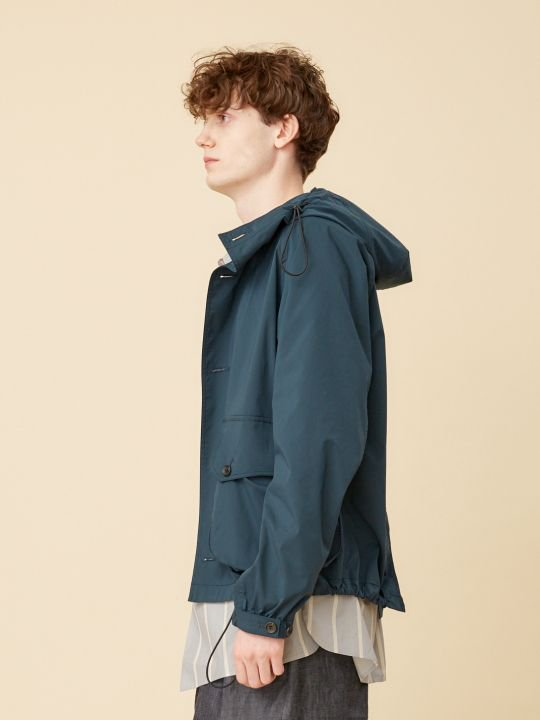 TROVE / PENSAAT ANORAK / DEEP GREEN photo