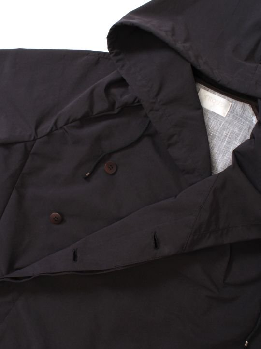 TROVE / JURABA COAT / BLACK photo