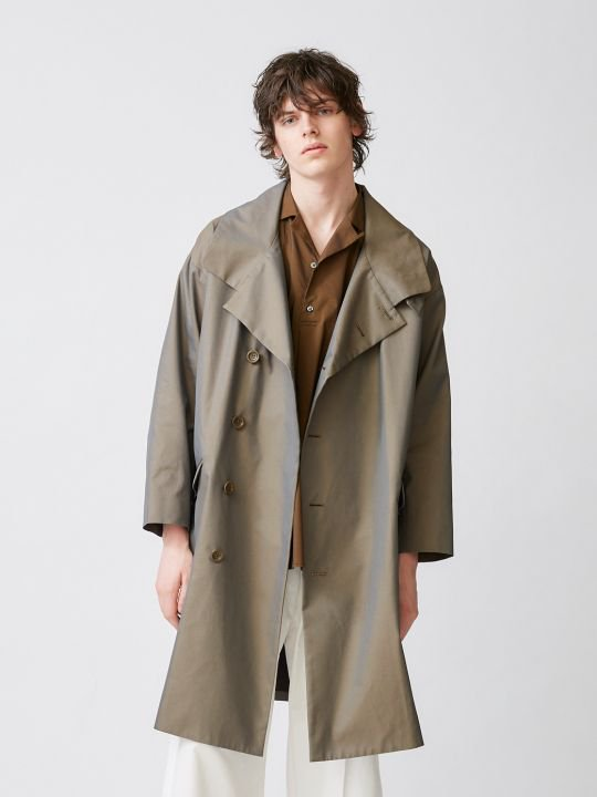 TROVE / ARMEIJA COAT ( SHOP LIMITED ) / KHAKI photo