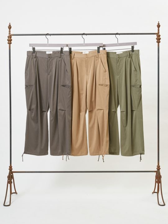 TROVE / MOOLI CARGO PANTS / KHAKI photo