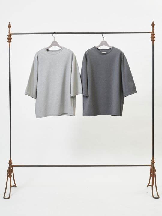 TROVE / HARMAA CREW NECK / GRAY photo