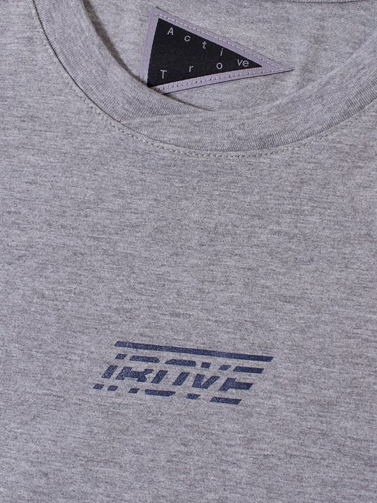 TROVE / CORDURA COOL TEE / GRAY photo