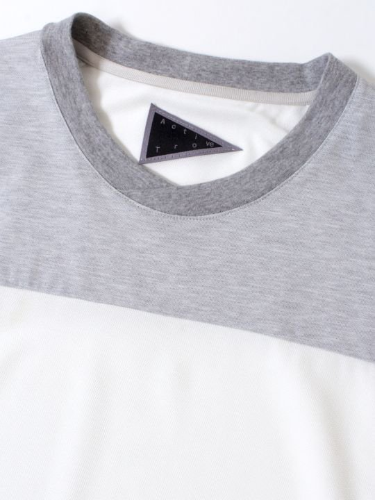 TROVE / TRAINING TEE / GRAY photo