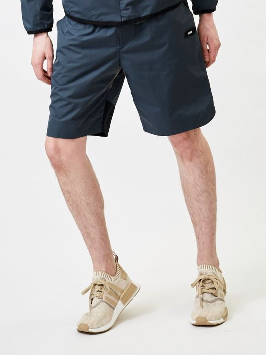 TROVE / WARM UP SHORTS / CHARCOAL photo