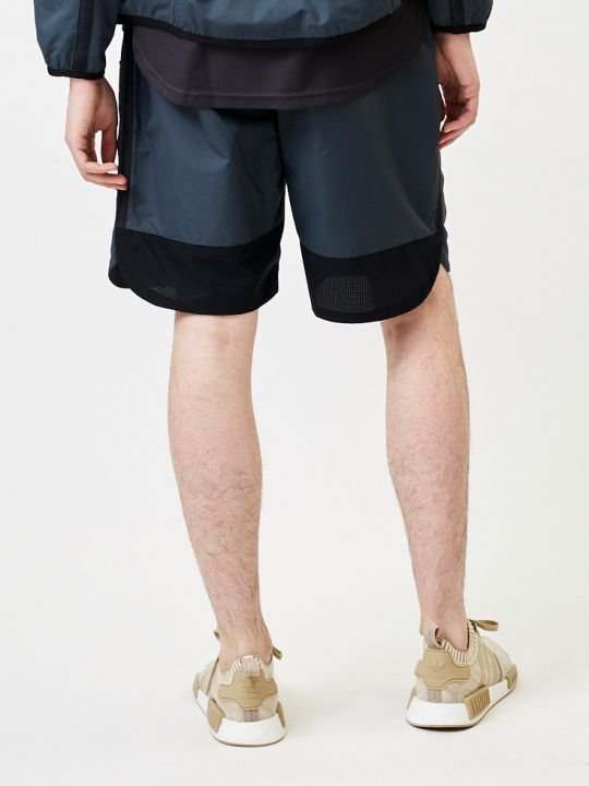【予約商品】TROVE / WARM UP SHORTS / CHARCOAL photo