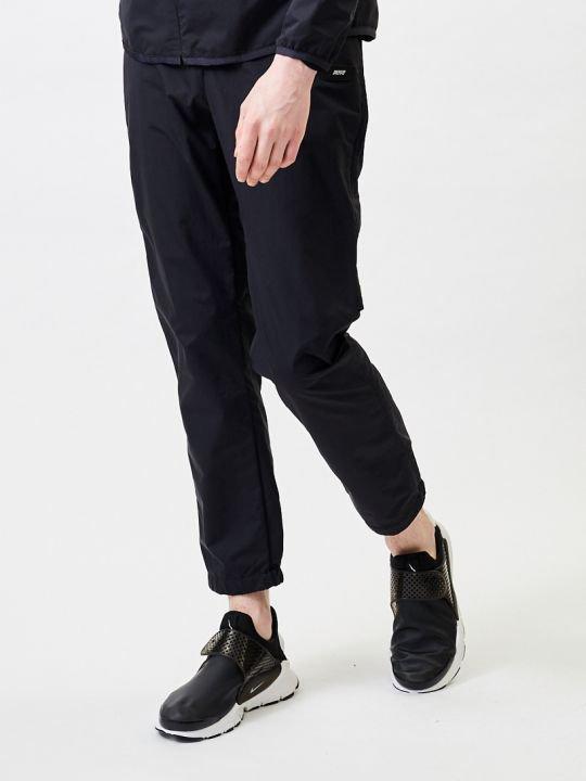 TROVE / WARM UP PANTS / BLACK photo