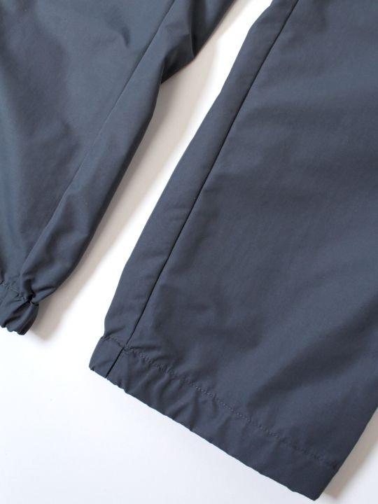 TROVE / WARM UP PANTS / CHARCOAL photo