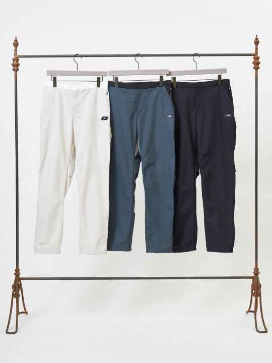 TROVE / WARM UP PANTS / IVORY photo