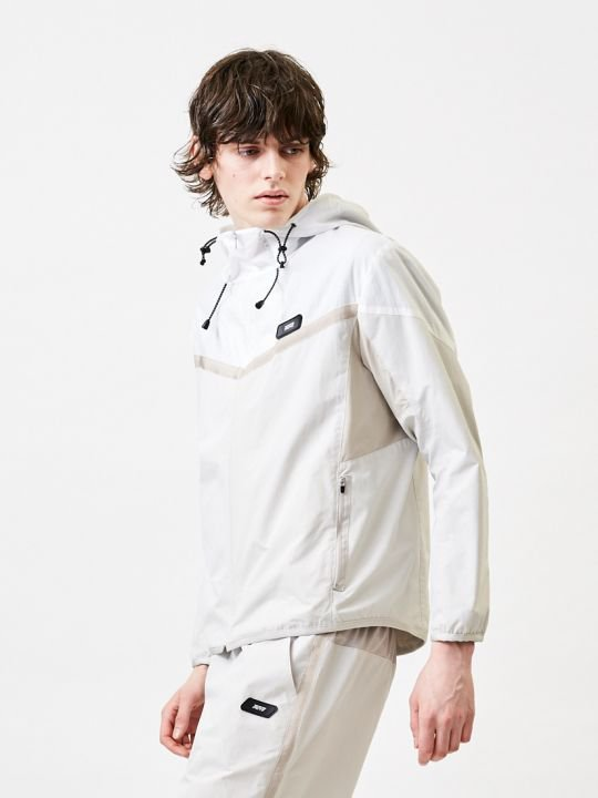 TROVE / WARM UP BLOUSON / IVORY photo