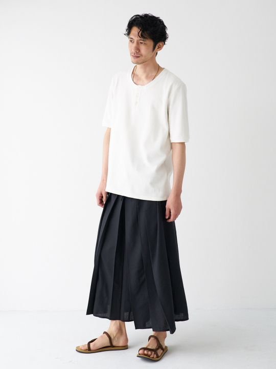 2018春 WAROBE / JIJI TEE / WHITE photo