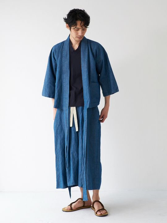 2018春 WAROBE / HAKAMA ANDON / INDIGO photo
