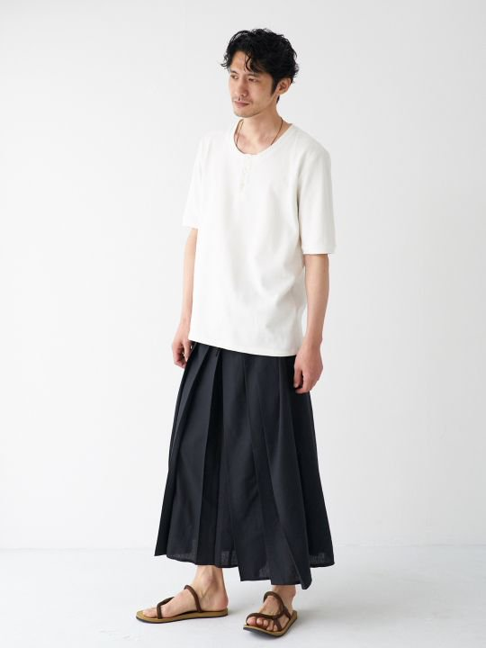 【 PRE-ORDER】2018春 WAROBE / HAKAMA / BLACK photo
