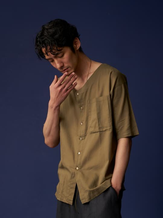 和ROBE / KOIKUCHI / KHAKI photo