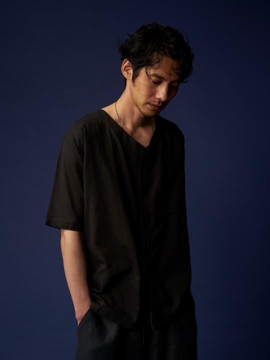 【予約商品】和ROBE / KOIKUCHI / BLACK photo