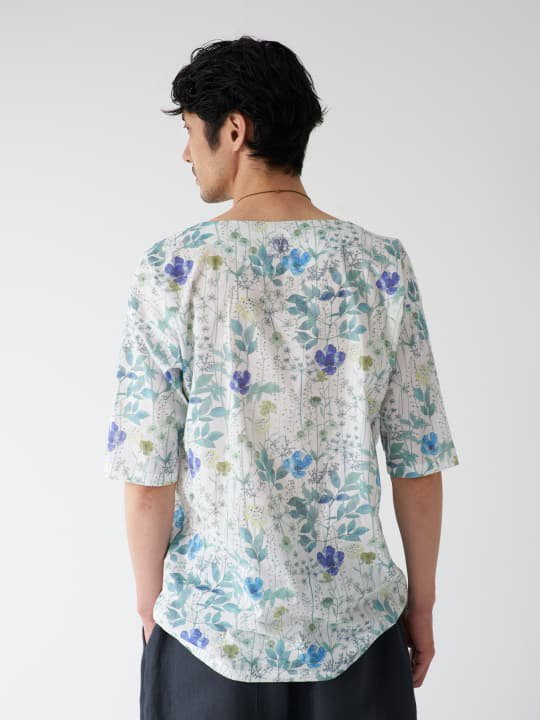 【予約商品】和ROBE / LIBERTY KOIKUCHI / FLOWER photo