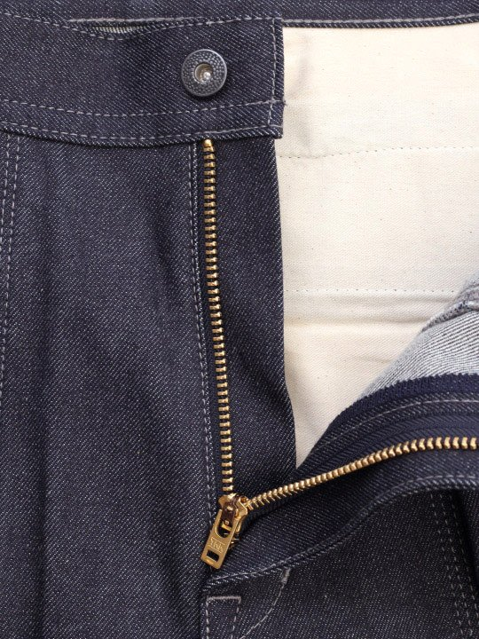 TROVE x 岡部文彦 / BIG POCKET SHORTS ( DENIM ) / INDIGO photo