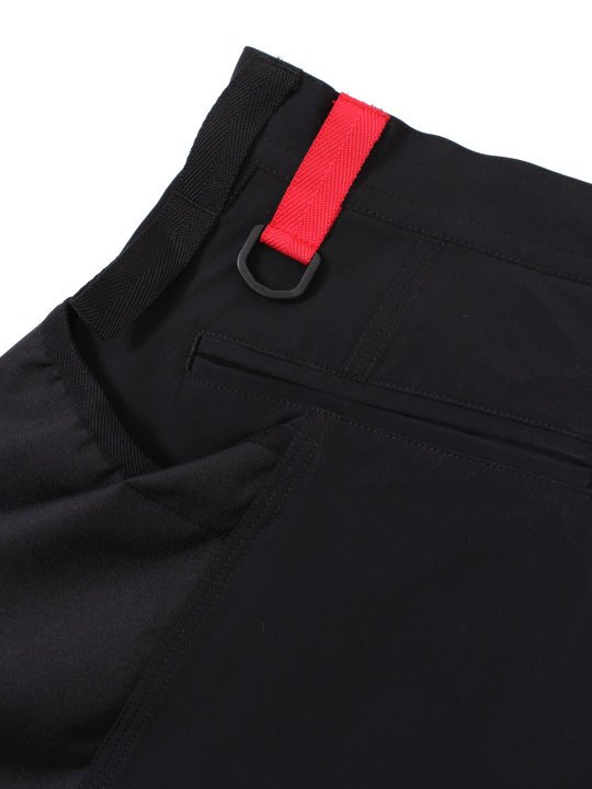 TROVE x 岡部文彦 / BIG POCKET SHORTS ( TYPE ACTIVE-4WAY ) / BLACK photo