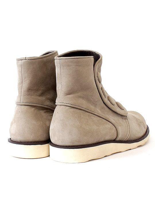 TROVE / POROMIES BOOTS ( NUBUCK LEATHER ) / SAND BEIGE photo