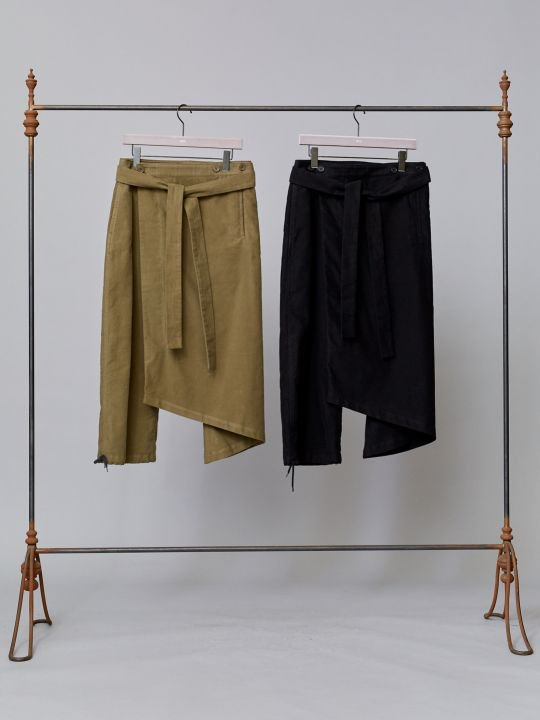 TROVE / TREMOR PANTS / BLACK photo