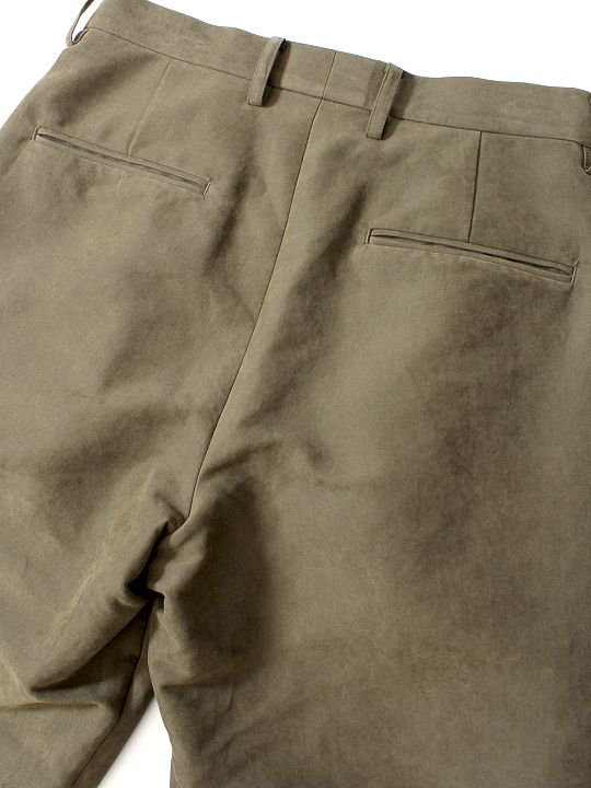 TROVE / MOOLI WIDE PANTS / KHAKI photo