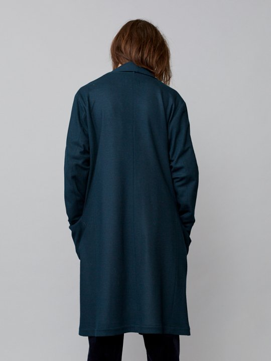 TROVE / KANGAS GOWN / BLUE GREEN photo
