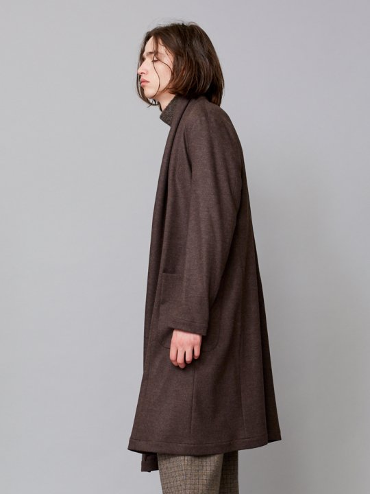 TROVE / KANGAS GOWN / BROWN photo