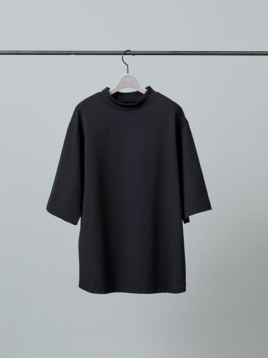 TROVE / VALO HIGH NECK ( SHOP LIMITED ) / BLACK photo