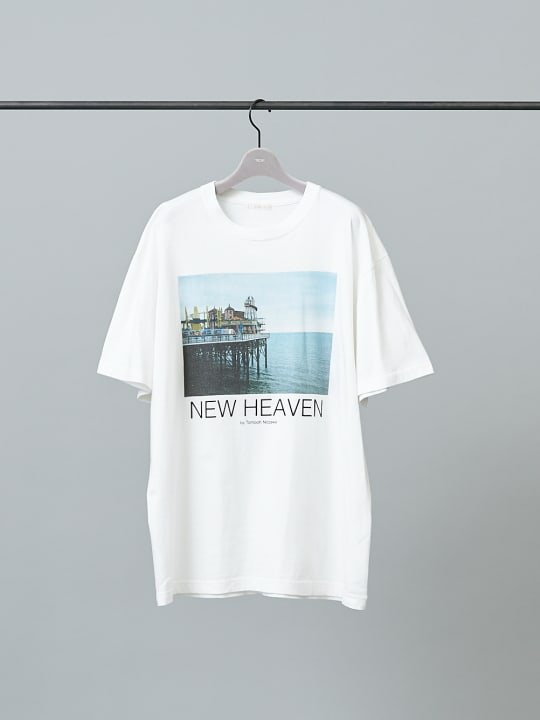 TROVE x TOMOOH NOZAWA / S.S TEE / TYPE-C photo