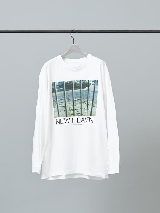 TROVE x TOMOOH NOZAWA / L.S TEE / TYPE-B photo
