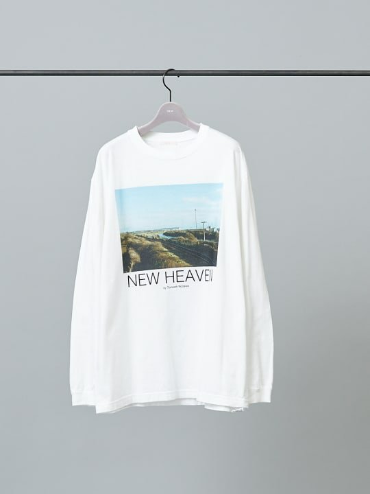 TROVE x TOMOOH NOZAWA / L.S TEE / TYPE-A photo