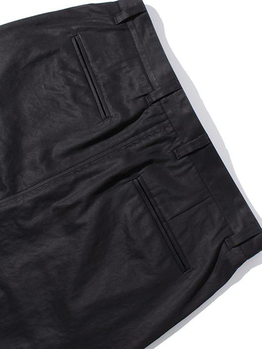 【予約商品】TROVE / ILTA PANTS ( SPRING SPEC ) / BLACK photo