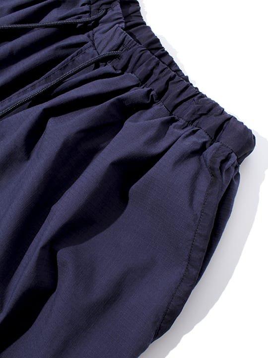 TROVE / VIILEA PANTS ( NEW TEX ) / NAVY photo