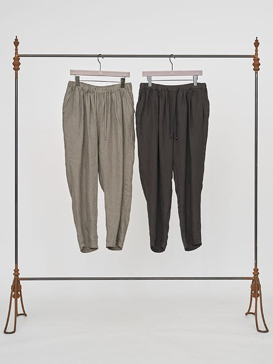 【予約商品】TROVE / MAALARI PANTS / CHARCOAL photo