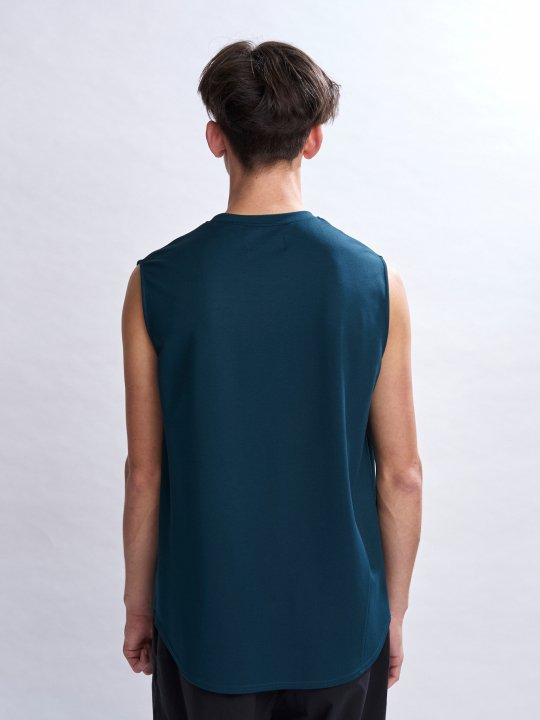 TROVE / LIIKE NO SLEEVE / BLUE GREEN photo