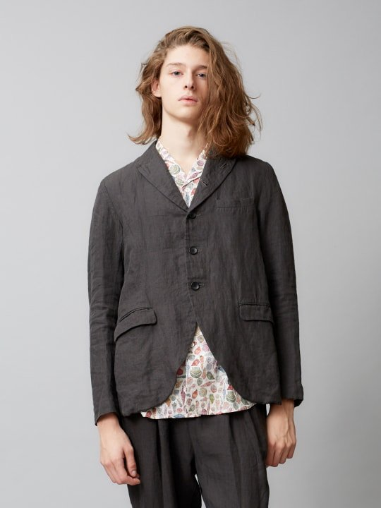 【予約商品】TROVE / MAALARI JKT / CHARCOAL photo